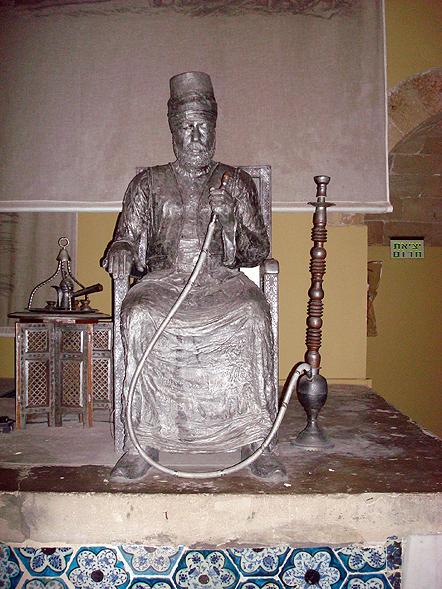 Акко. Хамам Аль-Баша