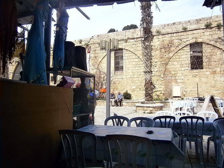 Акко. Старый город