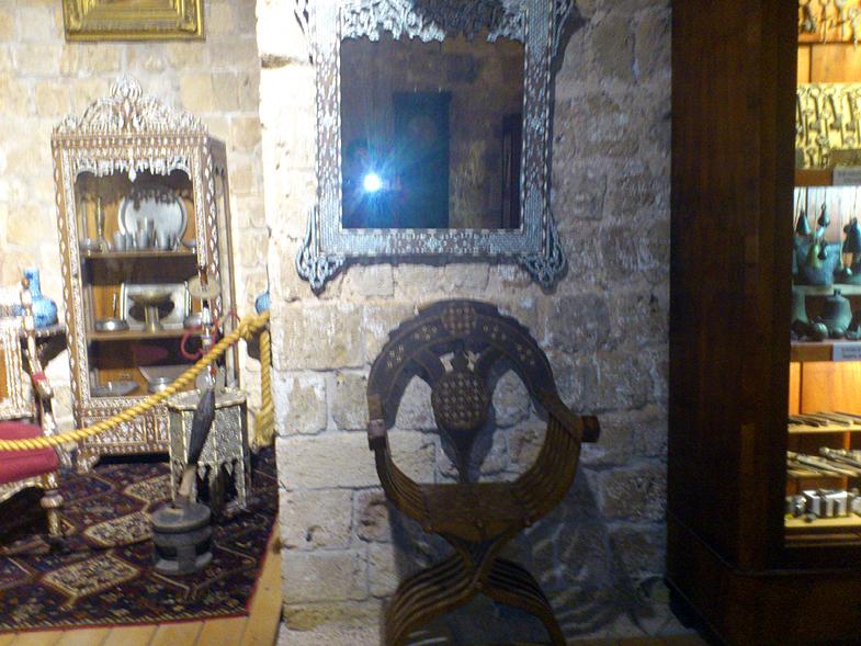 Акко. Музей Сокровища в стене