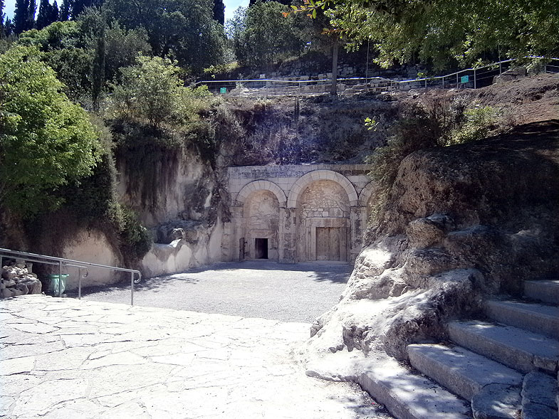 Погребальные пещеры в Бейт-Шеарим