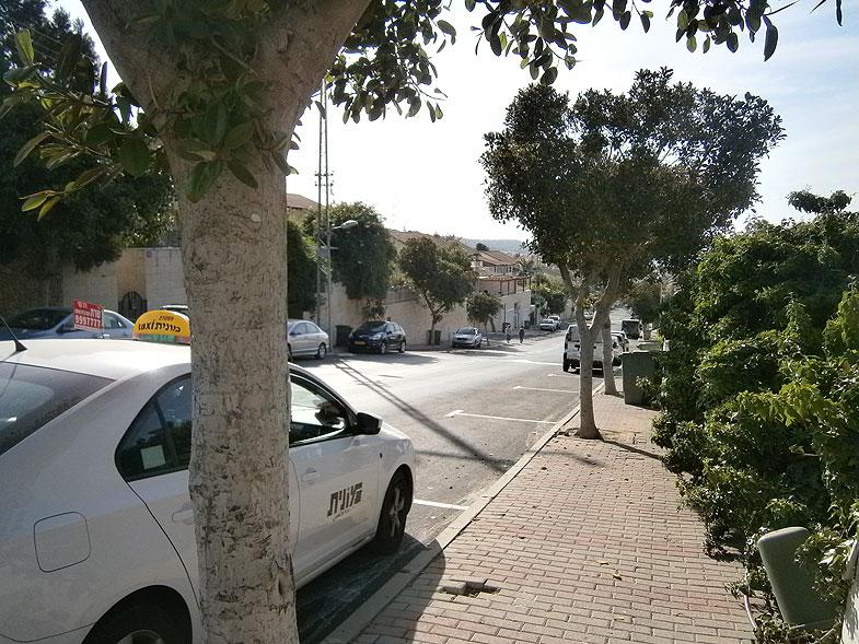 Бейт-Шемеш. Улица ха-Аразим