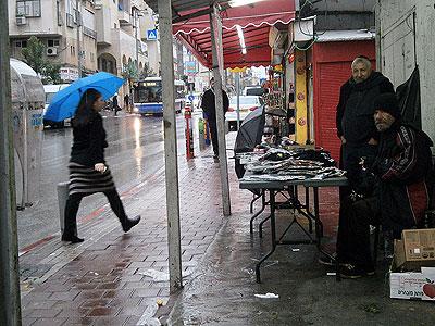 Дождливый