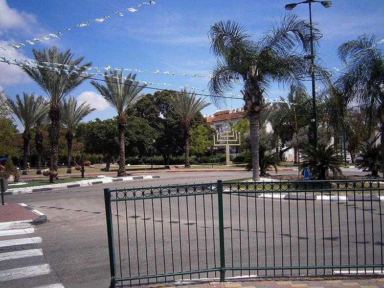 Kiryat Bialik. Giyora street