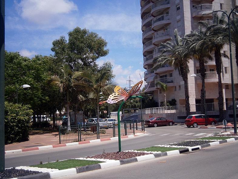 Kiryat Bialik. Sderot HaBanim