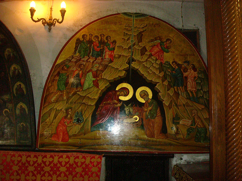 Вифлеем. Базилика Рождества Христова