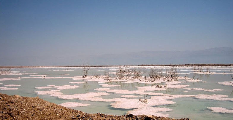 Salt of Dead Sea