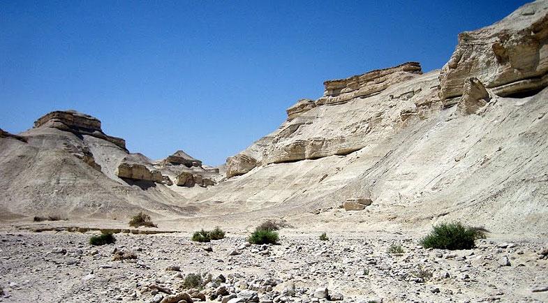 Salt of Dead Sea