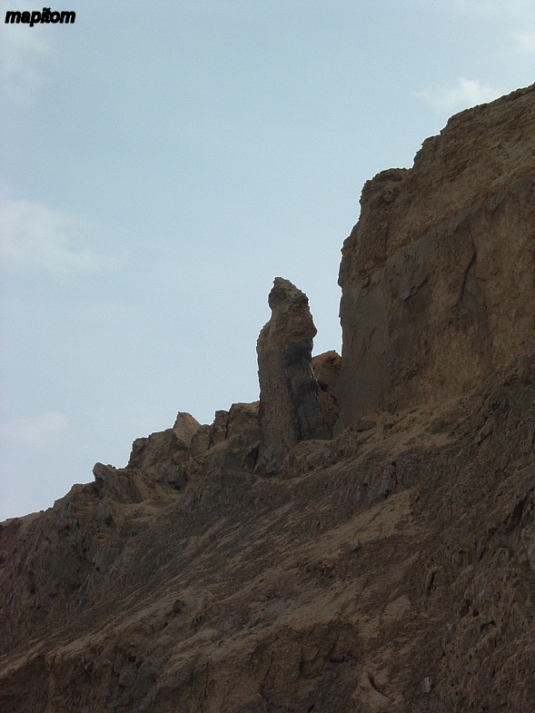 Мертвое море. Жена Лота