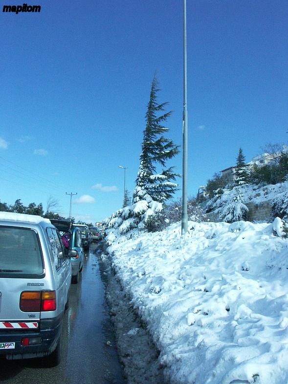Snowy Efrat