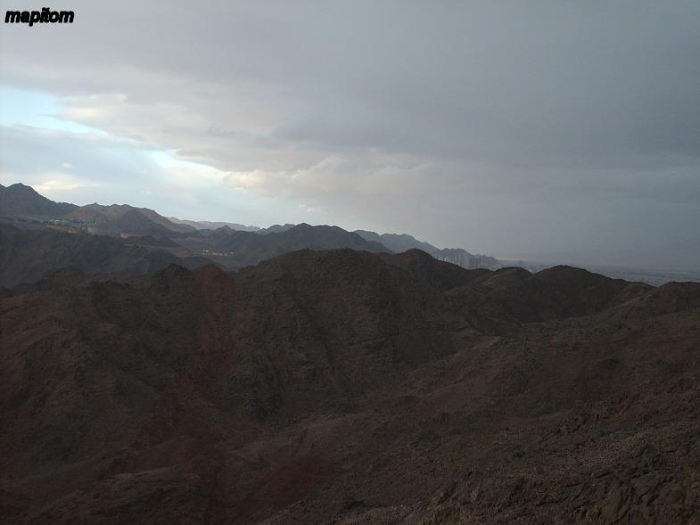 Эйлатские горы