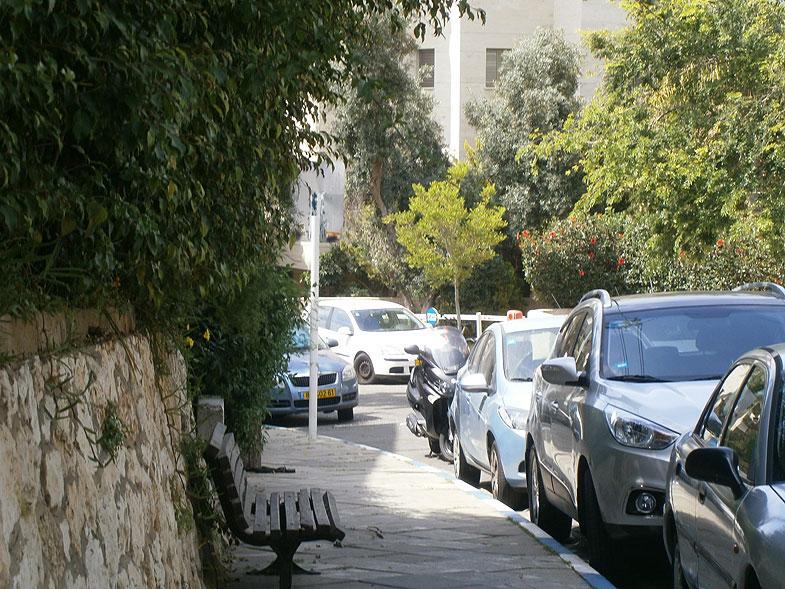 Givatayim. HaMeri street