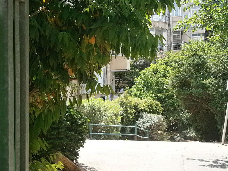 Givatayim. Sderot Afikim