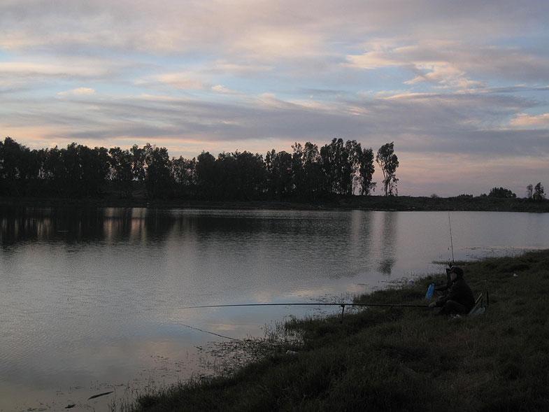 Озеро Рам на Голанах