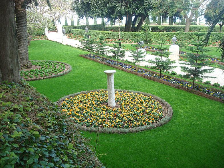 Хайфа. Бахайские сады