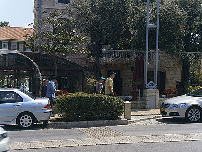 Haifa.