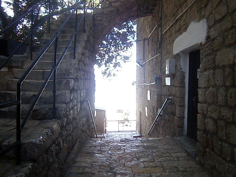 Haifa. Elijah