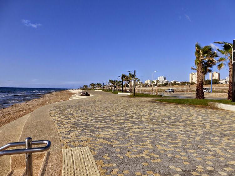 Haifa promenade