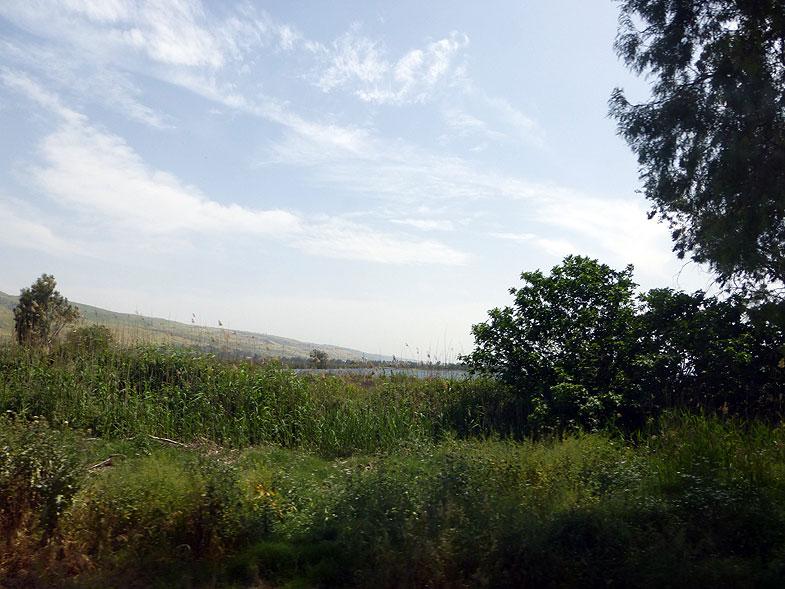 Долина Хула