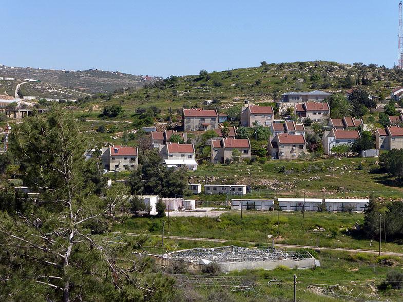 Itamar Settlement