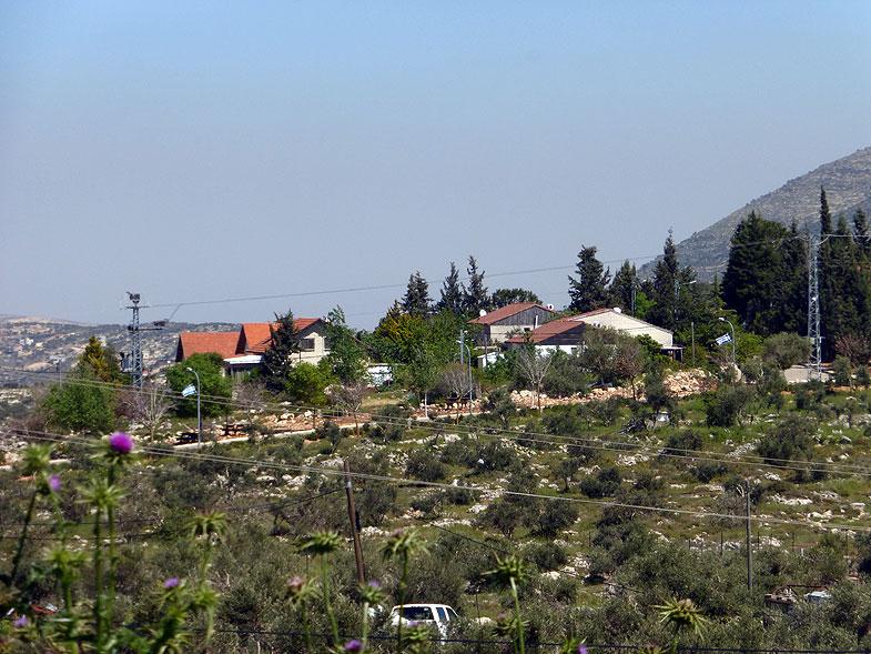 Поселение Итамар