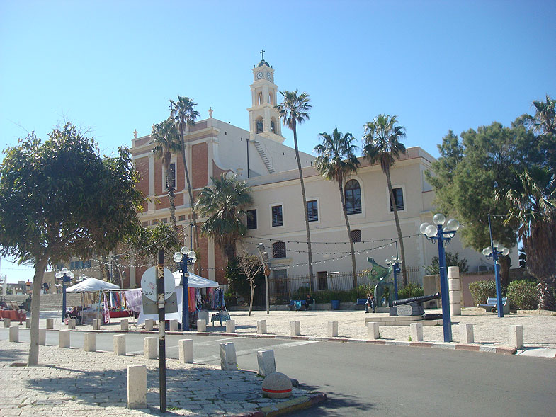Jaffa, Яффо. Photo:  Netzah.org (c)