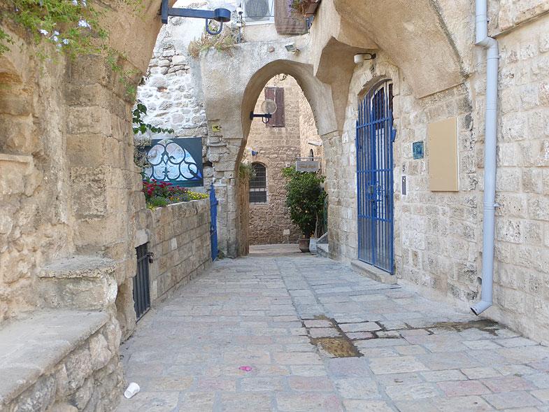 Яффские переулки