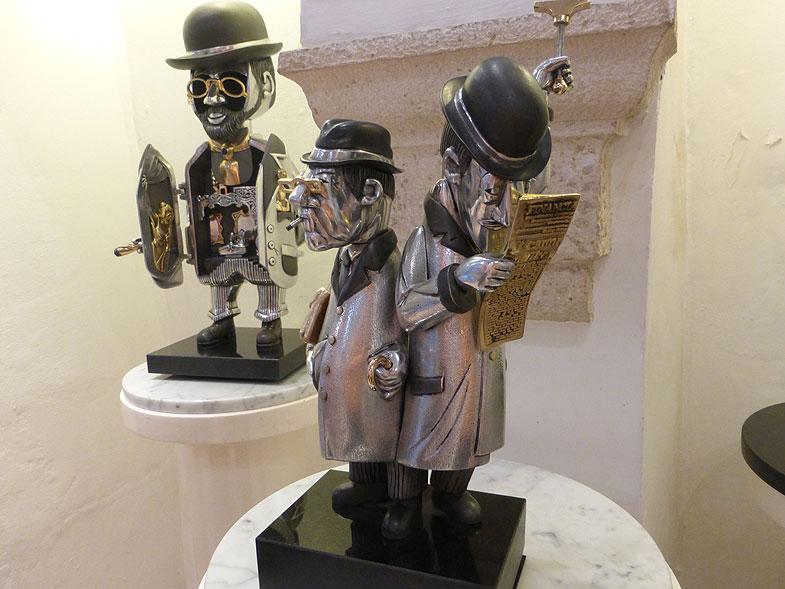 Галерея Франка Майслера в Яффо
