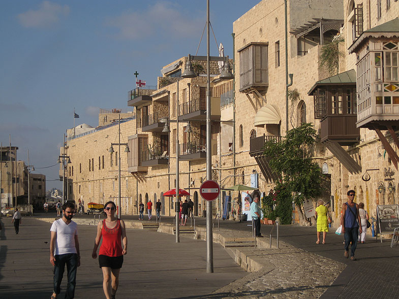 Beauty of Old Jaffa