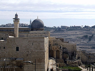 jerusalem a city of three faiths The old city of jerusalem covers less than one square kilometer and is home to jews, christians and muslims the political tensions dividing israel and the.