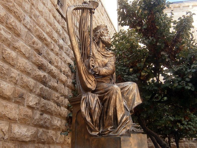 Иерусалим. Гробница царя Давида