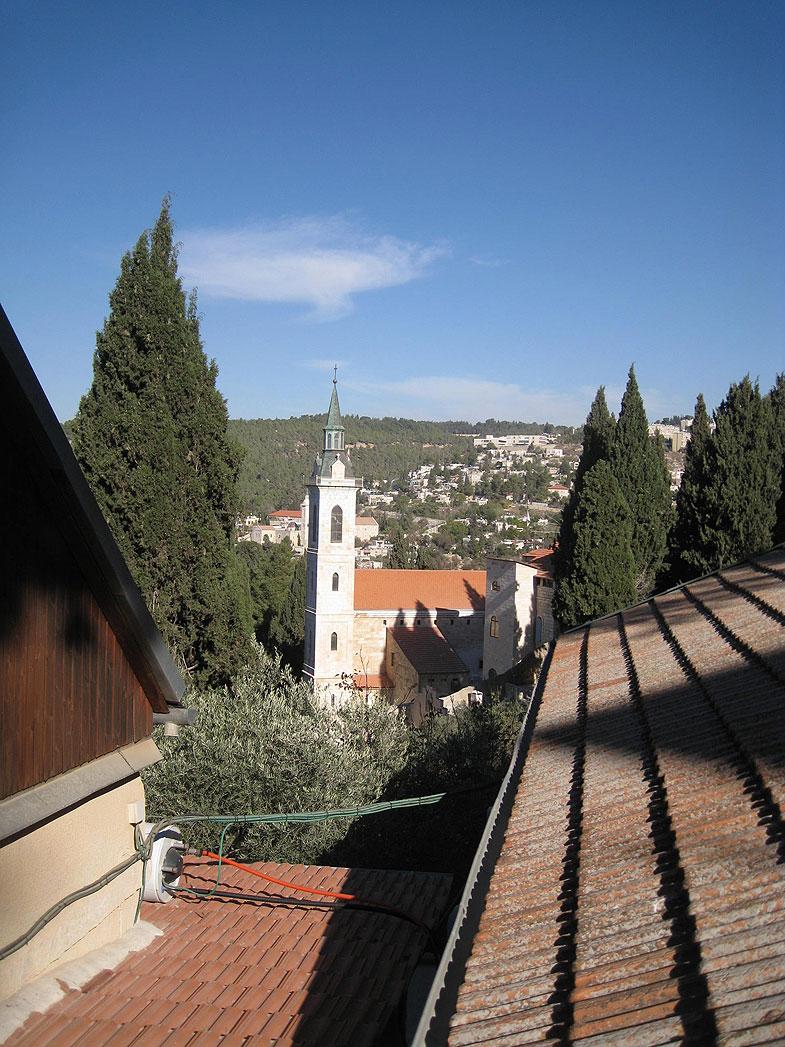 Иерусалим. Пейзажи Эйн-Карема