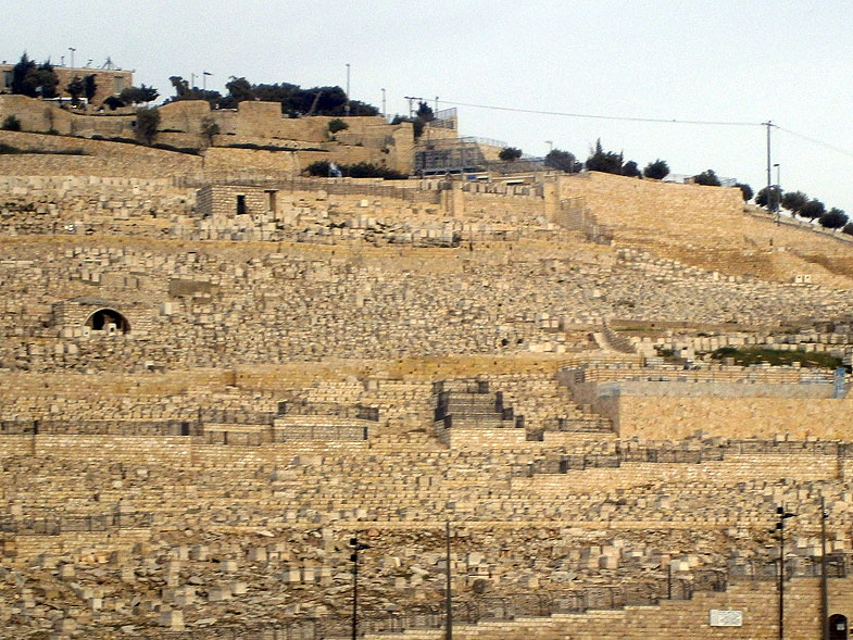 Jerusalem. Mount of Olives