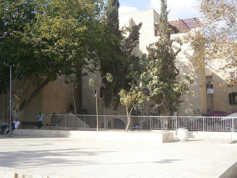 Jerusalem. Hurva Synagogue
