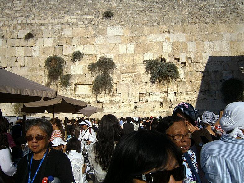 ירושלים. הרובע היהודי של העיר העתיקה