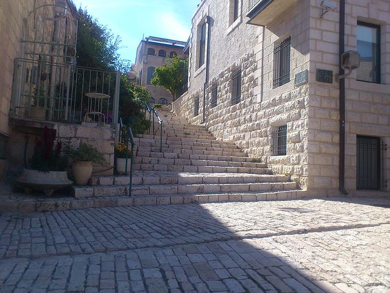 Иерусалим. Ямин Моше