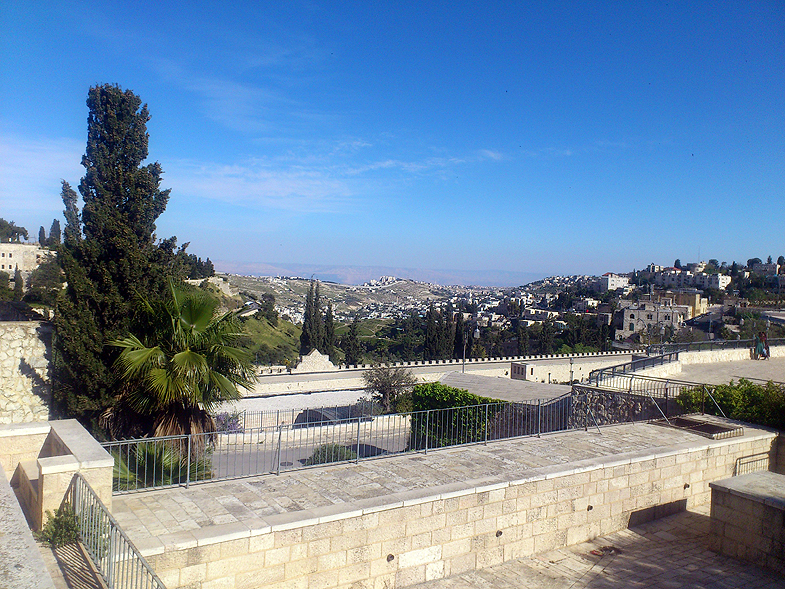 Jerusalem, Иерусалим. Photo:  Netzah.org (c)