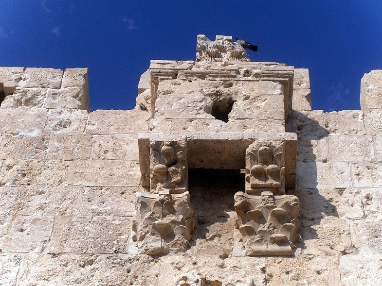 Иерусалим. Сионские ворота