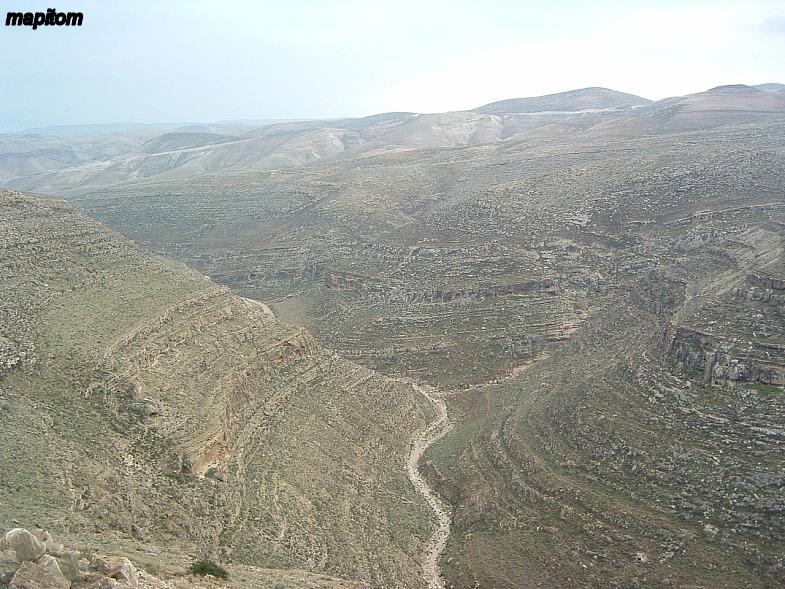 Иудея. Иудейская пустыня