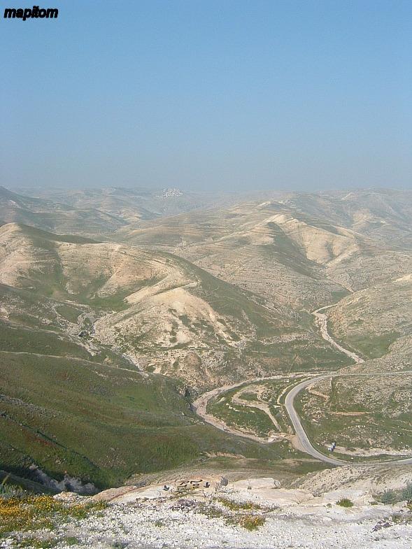 Иудея. Иудейские горы
