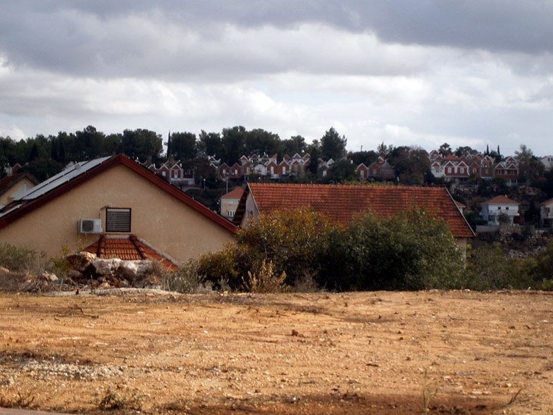 Karnei Shomron Settlement