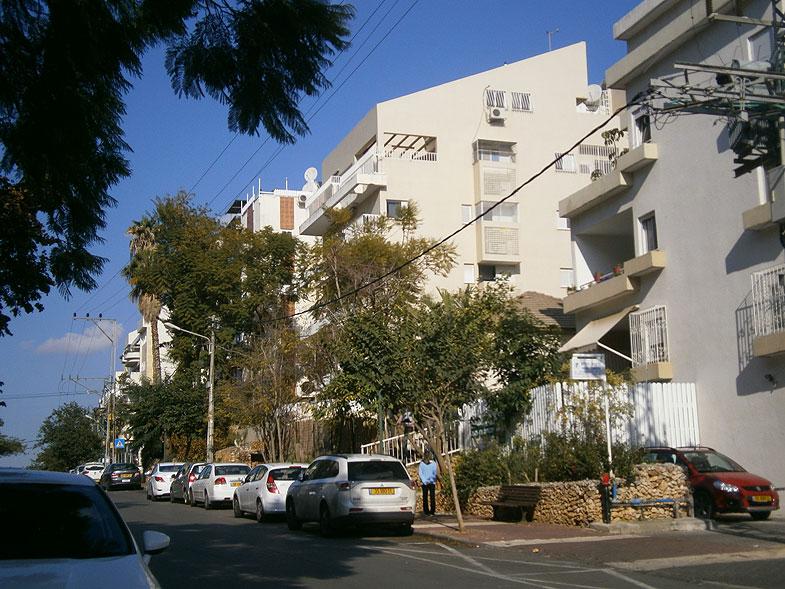 Kfar Saba. City Center