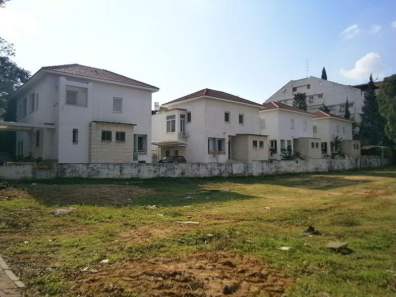 Кфар-Саба. Центр города