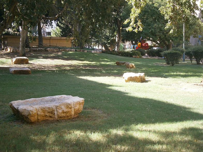 Старый район Кфар-Сабы