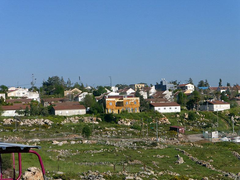 Kfar Tapuach Settlement