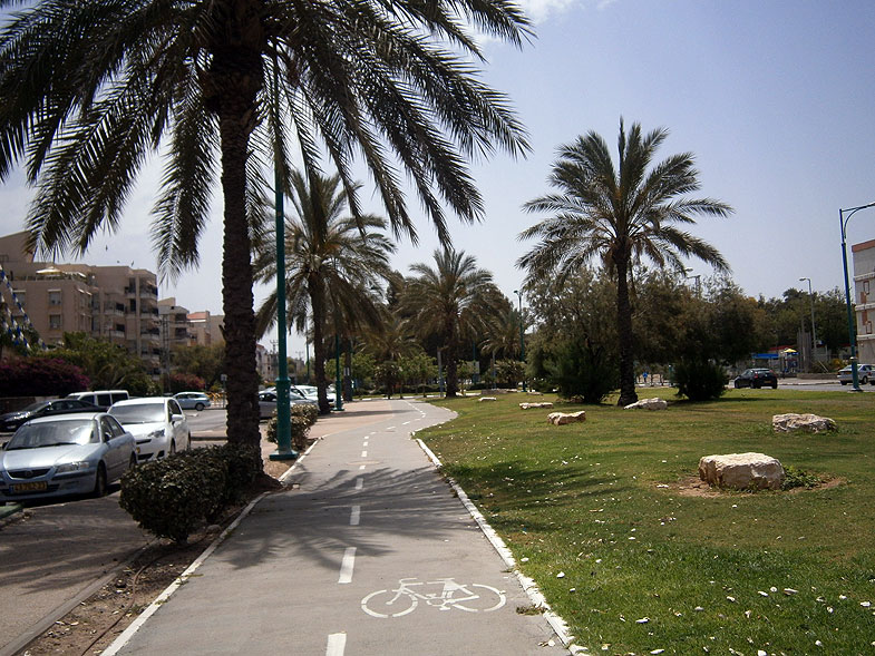 Kiryat Haim. Sderot Robert Sold