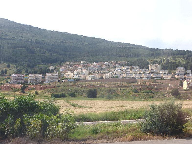 Kiryat Shmona, Кирьят-Шмона. Photo:  Netzah.org (c)