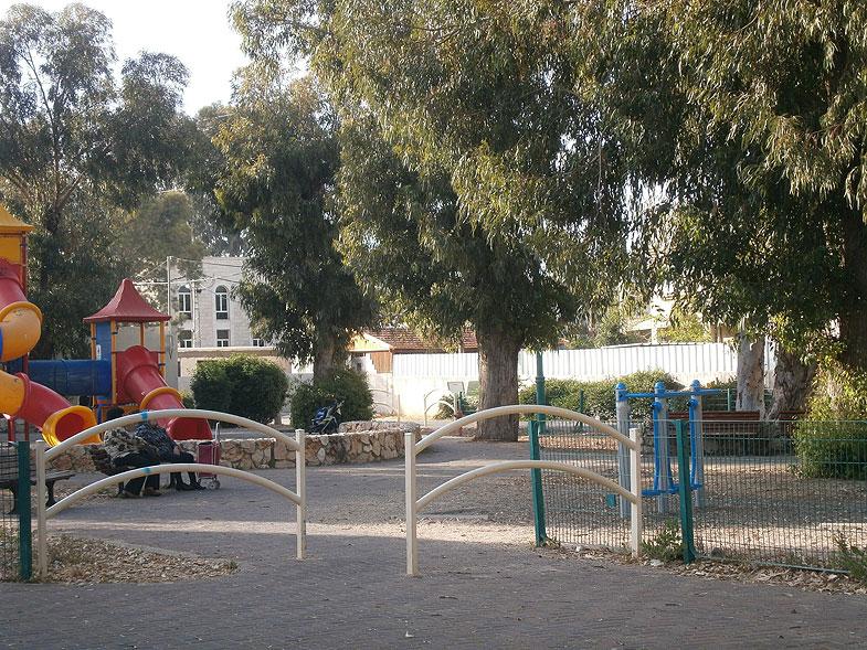 Кирьят-Ям. Парк Сольд