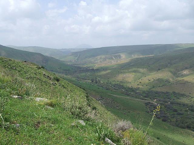 Национальный парк Кохав а-Ярден