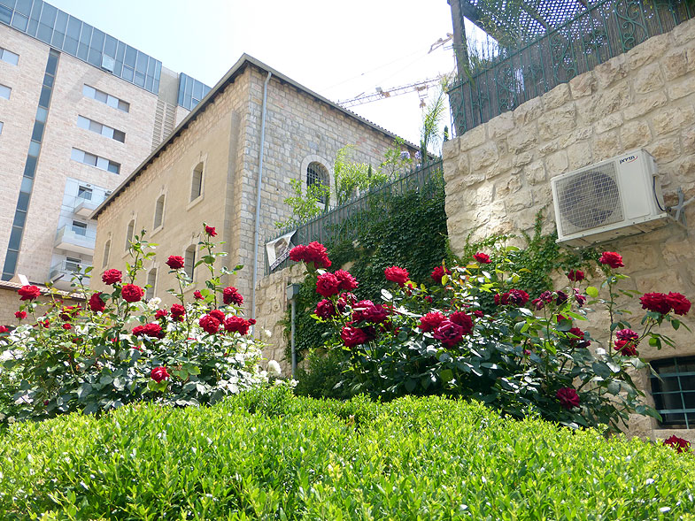 Иерусалим. Махане Исраэль