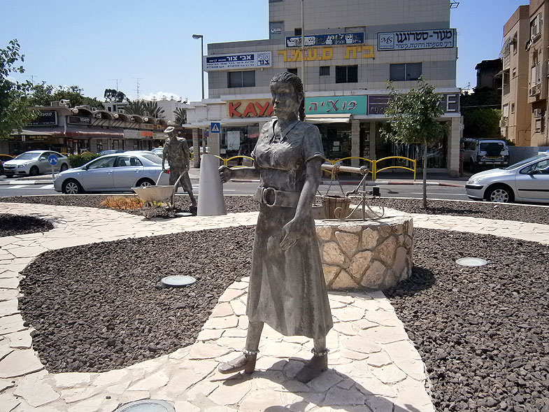 Kiryat Motzkin, Кирьят-Моцкин. Photo:  Netzah.org (c)